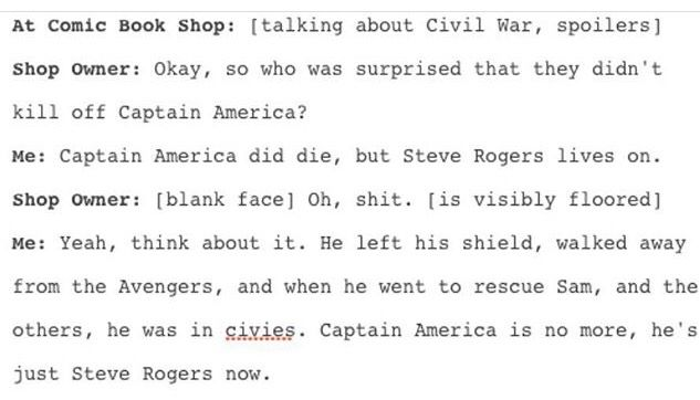 MIND BLOWN<<still have a feeling that he's gonna die in Avengers 3