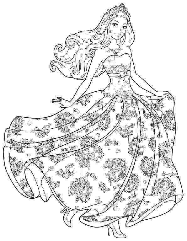 450 Barbie Castle Coloring Pages , Free HD Download