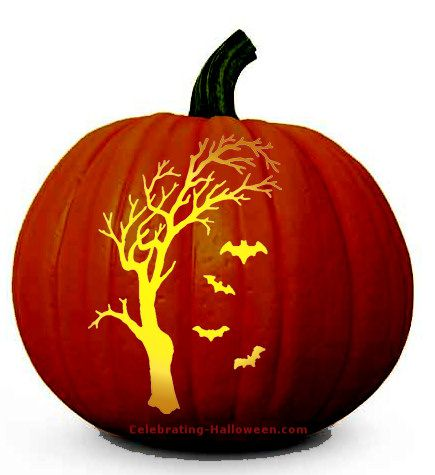 Best Spooky Pumpkin Carving Ideas Images On