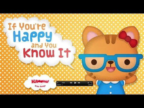 If You're Happy and You Know It Emotions Song   Nursery Rhymes Songs for Children - YouTube