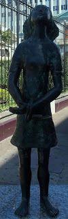 Keith Loreth Cosmic Art: Statue in Costa Rica