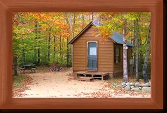 Crawford Notch - has 1 pet friendly cabin