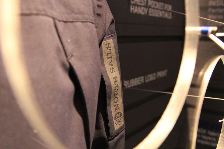 #North #Sails #Pitti #Immagine #Man #2014 #2015 #Fall #Winter #Collection #Pertex #Jacket #equipment #Wenox #Fabric