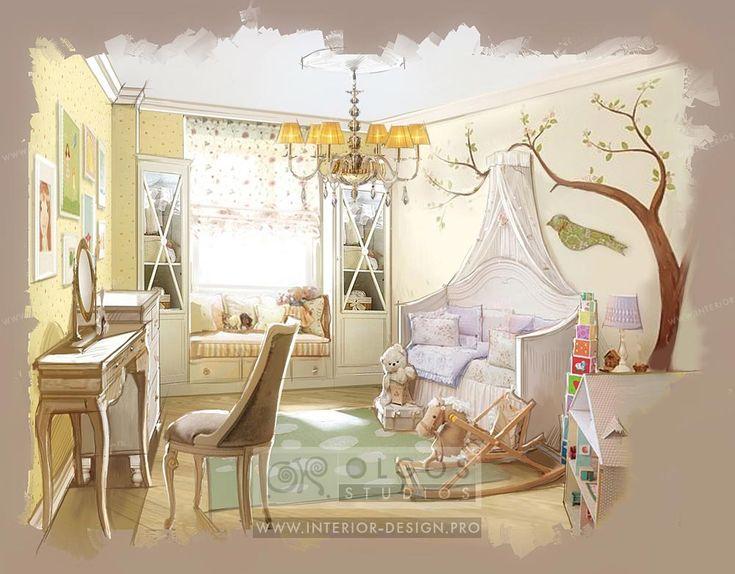 Бежевая комната для девочки http://interior-design.pro/ru/dizayn-detkoy-komnaty-malchika-devochki beige nursery for girl http://interior-design.pro/en/kids-room-design-ideas smėlio darželio mergina http://interior-design.pro/vaiku-kambario-interjero-dizainas