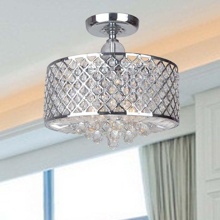 25+ best Flush mount chandelier ideas on Pinterest   Chandelier ...
