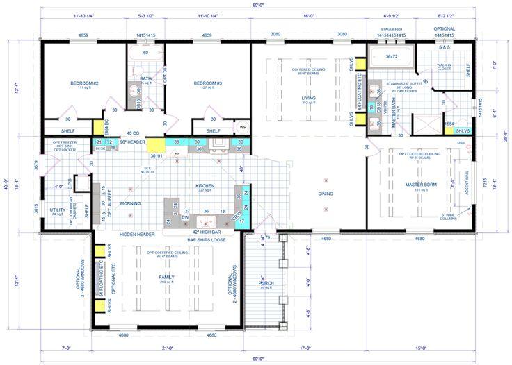 Tumalo Triple Wide HUD Manufactured Home
