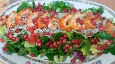 ENSALADAS ESPECIALES Y FESTIVAS   Cocinar en casa es facilisimo.com