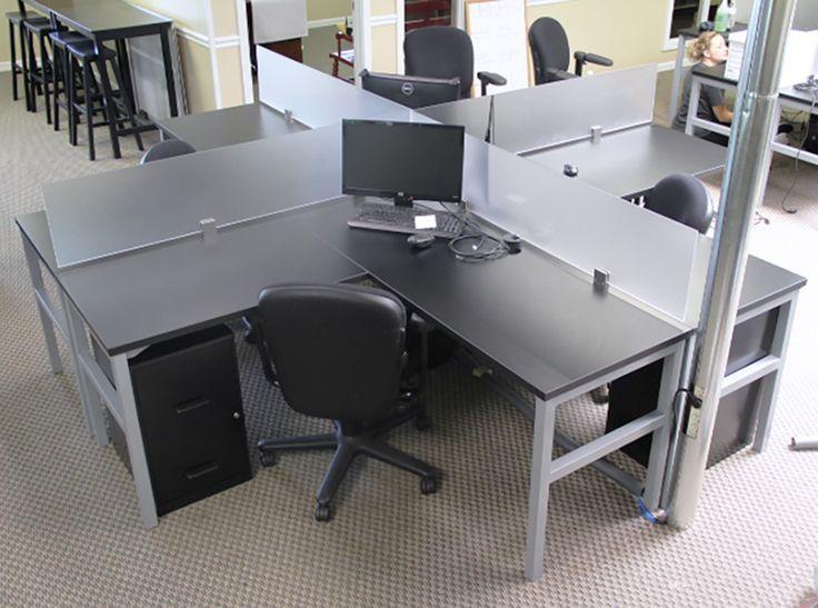 ultra modern desking system is for sale at arnolds office furniture open plan office furniture
