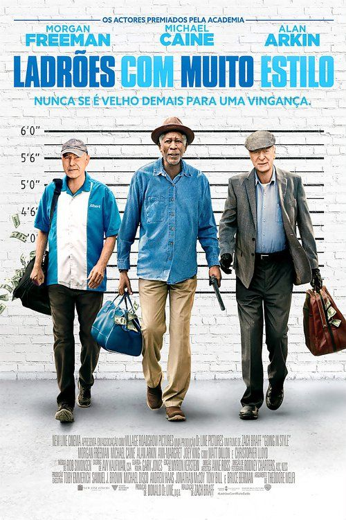 Going in Style (2017) Full Movie Streaming HD