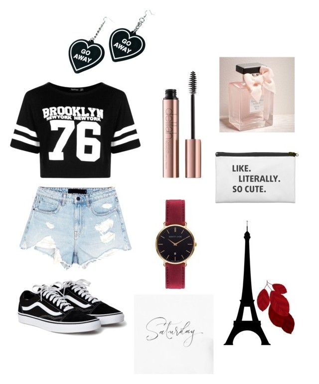 """""""My weekend"""" by lowe12345 on Polyvore featuring Alexander Wang, Boohoo, Abercrombie & Fitch, Abbott Lyon and Witch Worldwide"""