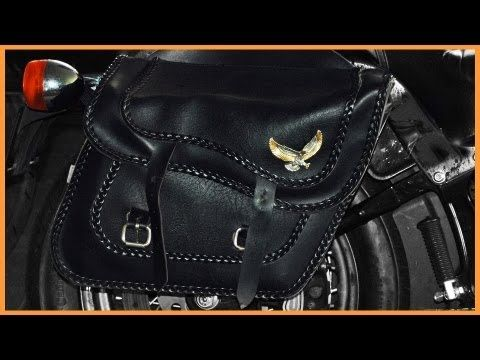 A new Saddlebags video has been posted at http://motorcycles.classiccruiser.com/saddlebags/harley-davidson-saddlebags/