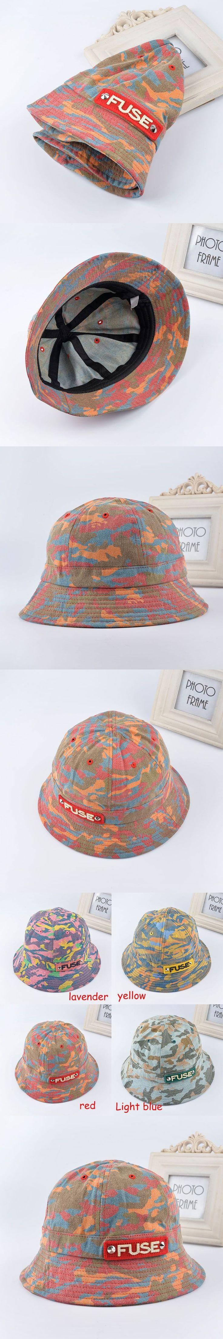 2016 new man camouflage military Fishing cap Bob Hunting Bucket Hats for men women gorras planas hip hop hat #MilitaryHatsForWomen