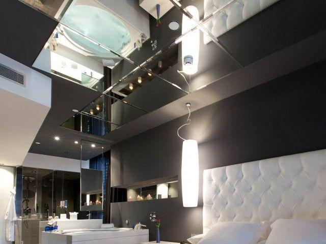 Suite hotel SB Plaza Europa. Decoración Alado