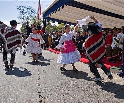 Chile's National dance