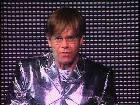 Elton John Tantrums And Tiaras (1997) - YouTube