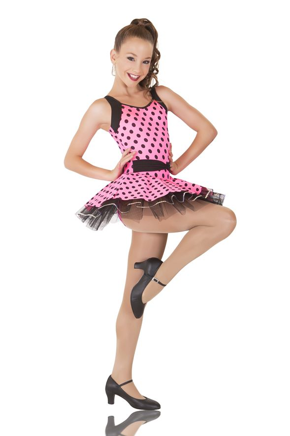 Jazz/Tap Dance Costume $59 www.stageboutique.com.au