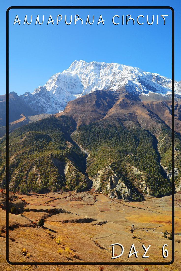 Annapurna Circuit - DAY 6