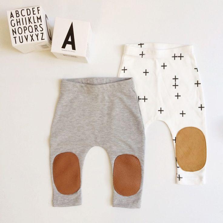 hubble and duke patch leggings on #childmagsblog