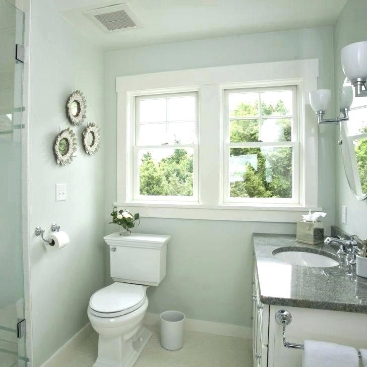 best bathroom paint colors for small bathrooms 2020