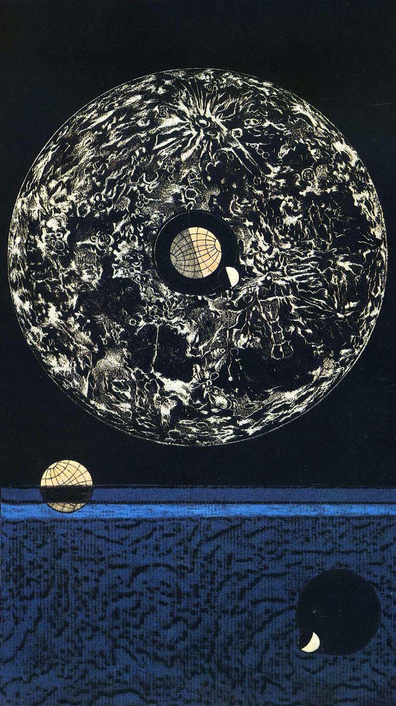 Max Ernst, Configuration No.16, 1974.                                                                                                                                                      More