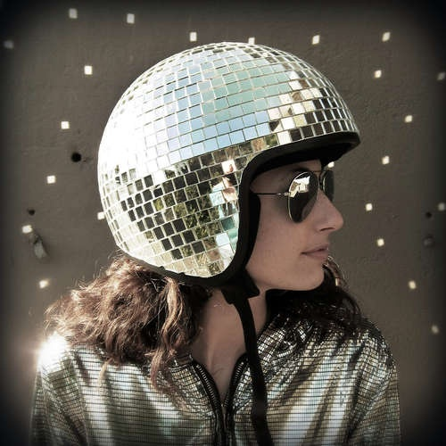 WOW! An amazing new weight loss product sponsored by Pinterest! It worked for me and I didnt even change my diet! Here is where I got it from cutsix.com - Disco Ball Helmet