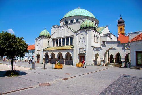 Synagoga Trencin
