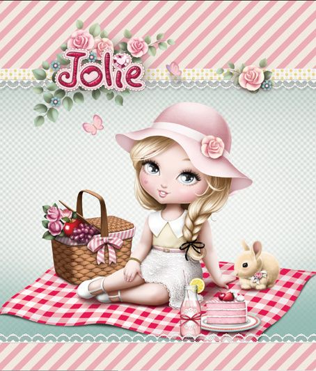 Jolie Picnic by Tati Ferrigno, via Behance