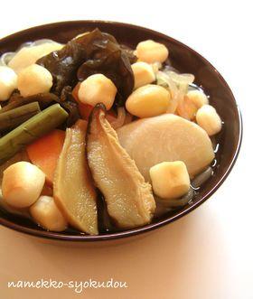 ●おいしい会津の郷土料理 こづゆ● by なめっこ星人 [クックパッド ...
