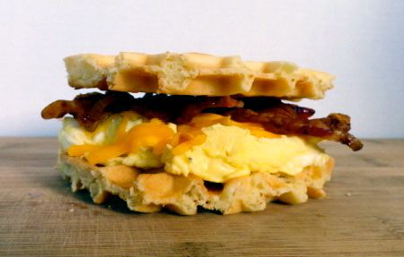 The Cure to a Hangover: Perfect Egg Sandwiches