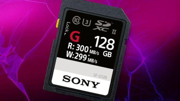 """La SD Card più veloce al mondo prende il nome di """"serie SF-G"""" e rappresenta il compagno perfetto per la propria reflex DSLR ad alte prestazioni in..."""