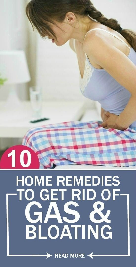 how to get rid of sore tummy from gas