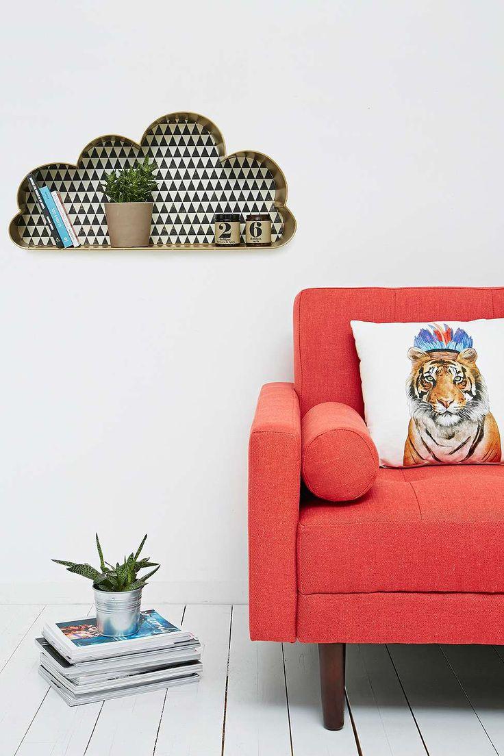 etagere murale nuage affordable beautiful excellent cool. Black Bedroom Furniture Sets. Home Design Ideas
