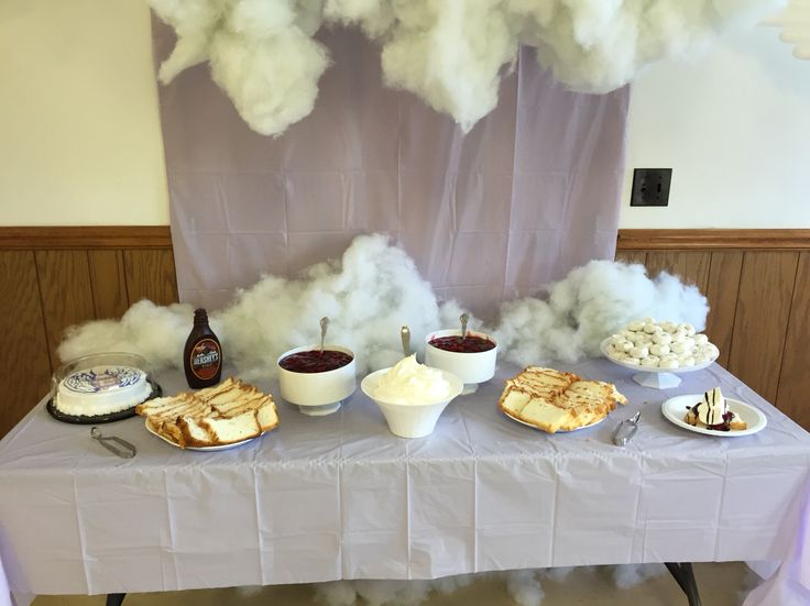 165 Best Images About Angel Party Theme On Pinterest