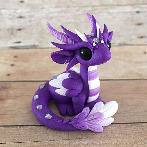 Purple Angel Dragon