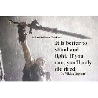 15 best images about Viking Quotes on Pinterest