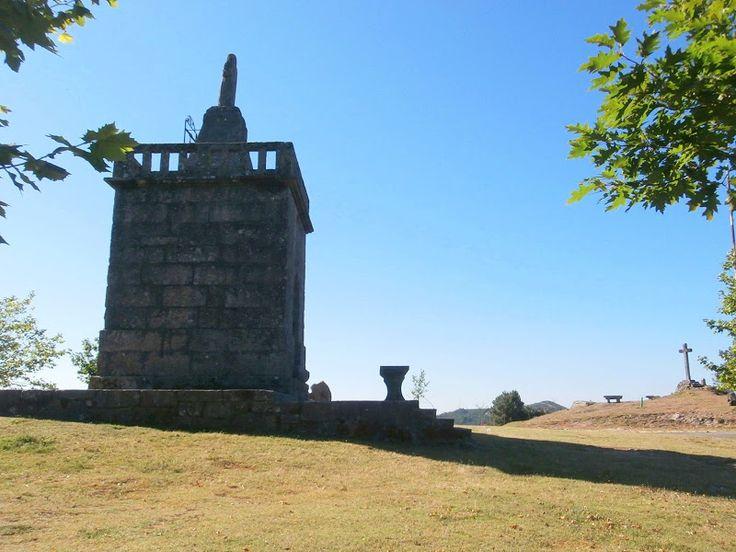 1000 Lugares en Galicia: Parroquias de Ponte Caldelas. Paseo por Anceu, Bar...