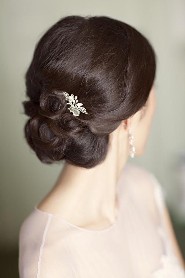 Astonishing 1000 Images About Simple Elegant Updos On Pinterest Short Hairstyles Gunalazisus