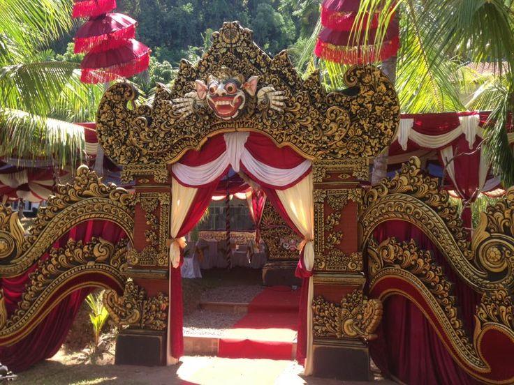 28 best balinese wedding images on pinterest balinese wedding outdoor hotel wedding alitdekorasi hotel weddingbalinesewedding decorationsindonesiawedding junglespirit Images