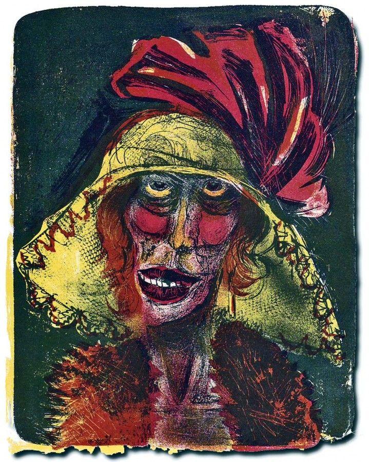Leonie Otto Dix