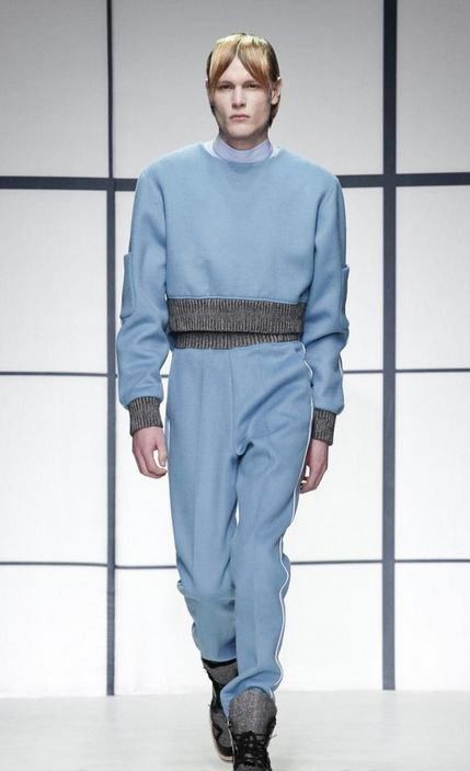 .AW 13 #Londoncollections  Playfull proportions....
