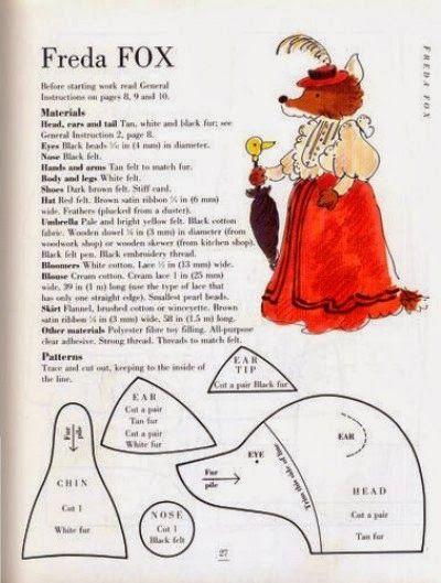 Текстильные куклы Marina_dolls: мастер-классы из сети