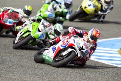 Μηχανοκίνητος Αθλητισμός: Ο Michael van der Mark με Pata Honda CBR600RR πρωτ...