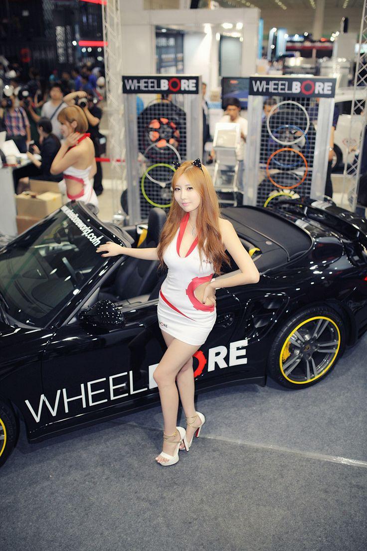 Shin Seha @ 2014 SAS (Seoul Auto Saloon)