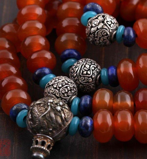 Colors (Tibetan Mala)