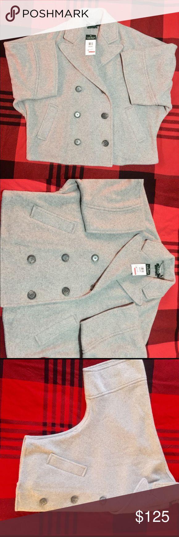 RALPH LAUREN RALPH LAUREN BRAND NEW WITH TAGS JACKET Ralph Lauren Jackets & Coats Utility Jackets