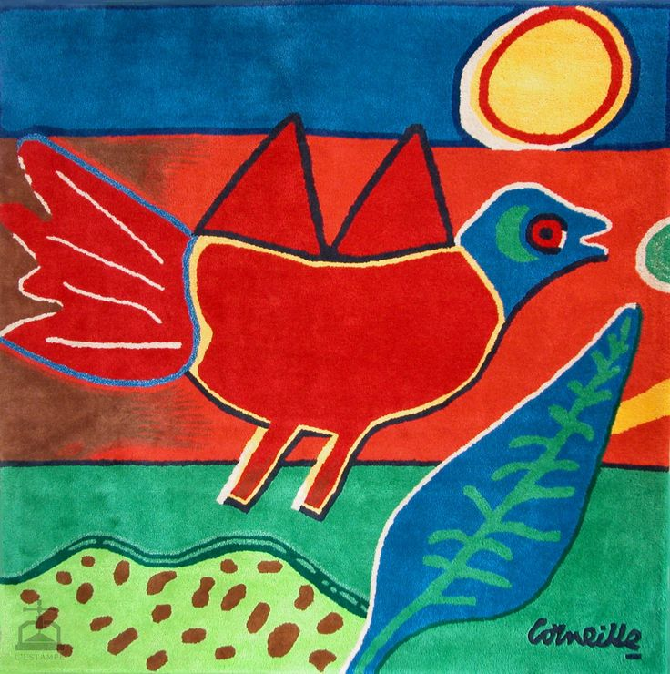 "The Dutch painter and printmaker Corneille, who has died aged 88 in 2010, was a founder member of the European expressionist movement Cobra. For the three years from 1948, before Cobra disintegrated under the force of its own contradictions. Corneille once said, ""We used everything and loved everything. We took from children's drawings, folklore, drawings by the insane…"""