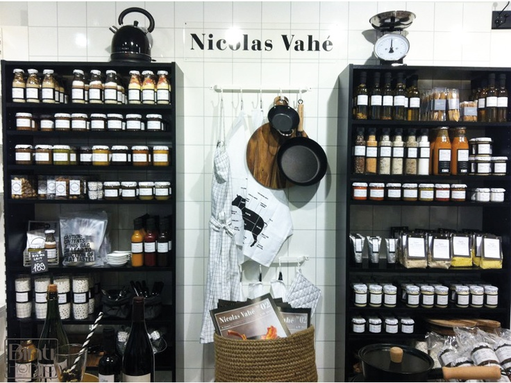 Inspiring products by Nicolas Vahe, new shop open in Denmark. Now on our blog