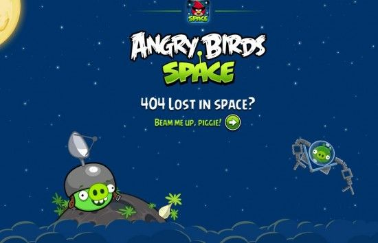 Angry Birds Space - http://space.angrybirds.com/404notfound