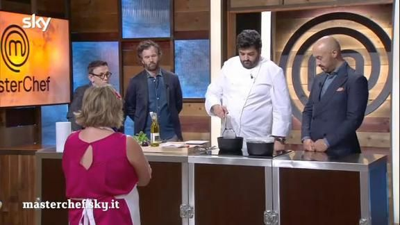 La ricetta di chef Antonino Cannavacciuolo a Masterchef Italia -