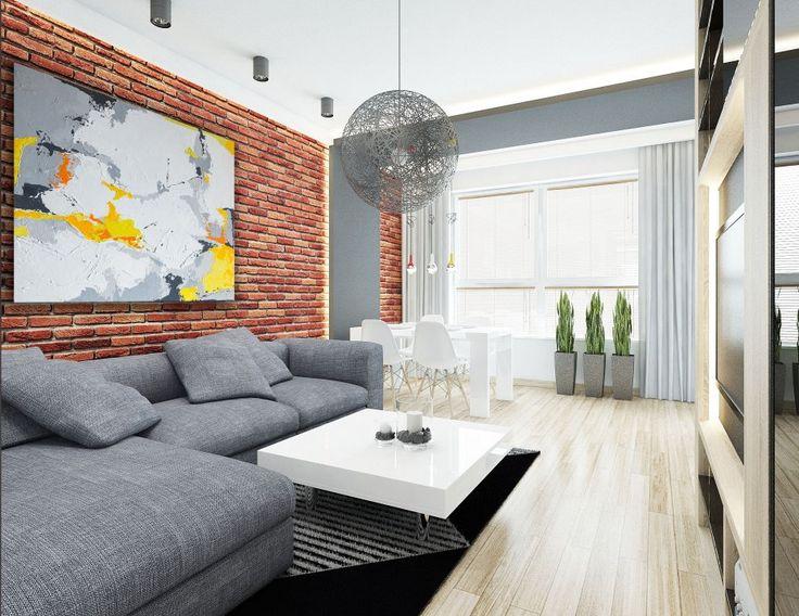 Przebłyski - 80x100cm - abstrakcyjny obraz ręcznie malowany na płótnie - Sztuka - DecoBazaar